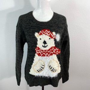 Jolt Polar Bear sweater